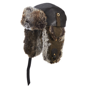 FAUX FUR AVIATOR II