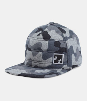 MENS UA QUILTED SNAPBACK