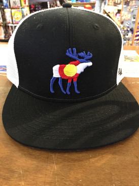 CO 3D MOOSE TRUCKER