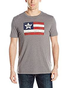 MENS COOL T LIG FLAG grey
