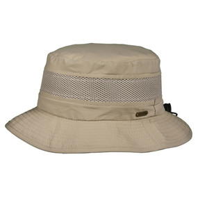 NO FLY ZONE MESH BOONIE W/FLAP