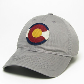 CO FLAG LOGO EZA CAP