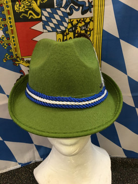 ROPE BAVARIAN HAT MINT