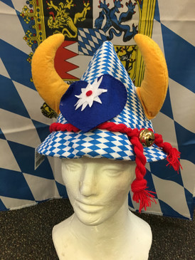 BAVARIAN VIKING HAT