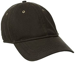 WOOLRICH WAX COTTON CAP