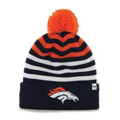 BRONCOS YIPES CUFF KNIT KIDS