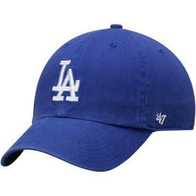 LA DODGERS CLEAN UP CAP