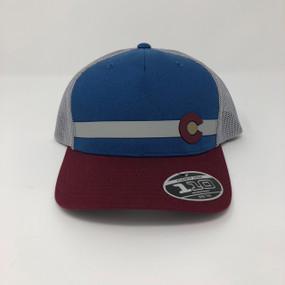 CO FLAG CAP