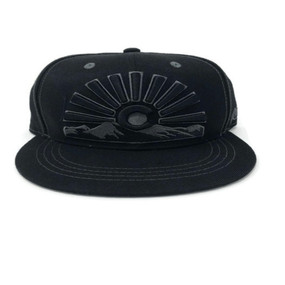 COLORADO SUNSET CAP BLK