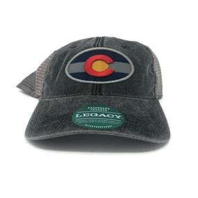 DTA OVAL CO FLAG CAP