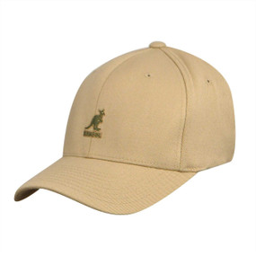 WOOL FLEXFIT BASEBALL CAP
