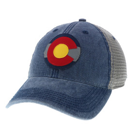 CO FLAG LOGO DTA TRUCKER IV