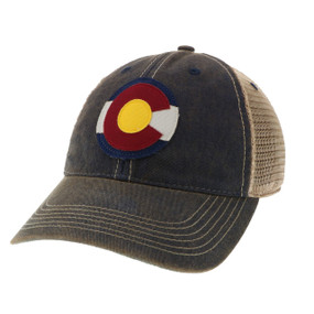 CO FLAG LOGO OFA TRUCKER I
