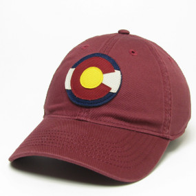 CO FLAG LOGO EZA CAP II