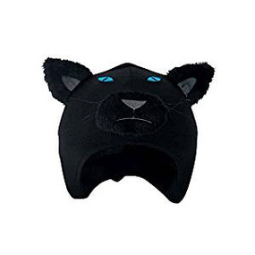 BLK PANTHER HELMET COVER