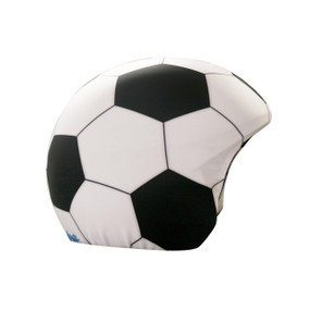 SOCCER BALL HELMET COVER