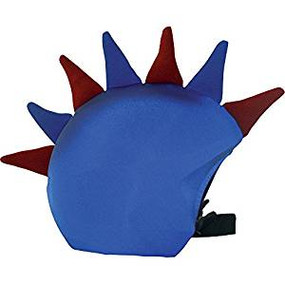 BLAU GRANA DRAGON HELMET COVER
