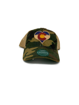 OFA TRUCKER CO HEART CAMO