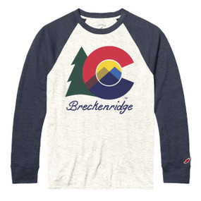 MENS L905 RAGLAN L/S NEW CO