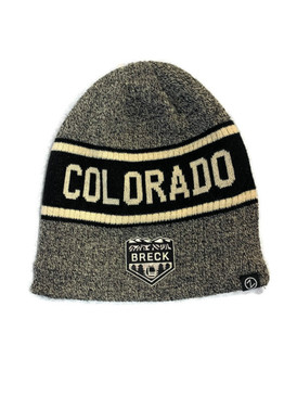 LOCAL CUFF PATCH BEANIE