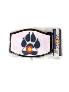 PAW PRINT CO MASK SM