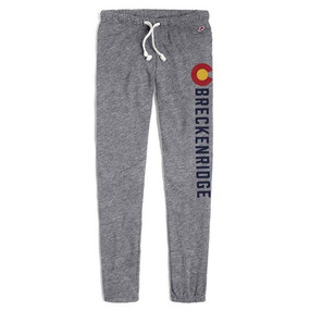 ML540 SWEAT PANT TEXT