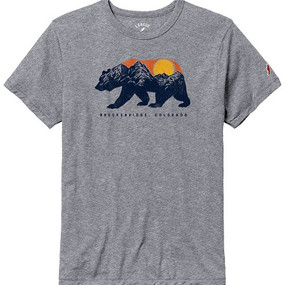 UNISEX T THE GRIZZLY L900