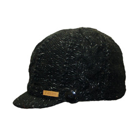 IRISH VISOR BLACK