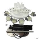 A&A 6 Port Low Profile Retro T- Valve Kit | 540242