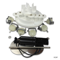 A&A 6 Port Low Profile Retro T- Valve Kit | 540242
