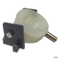 """A&A 1.5"""" (Glue In) T Valve Assembly   540200"""
