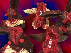 Chocolate Voodoo Bunnies
