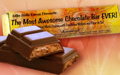 The Most Awesome Chocolate Bar EVER