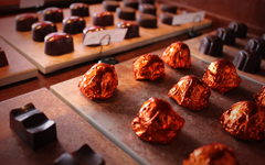 12 piece Custom Chocolate Box