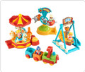 HappyLand Funfair Playset