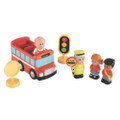 Happyland Sunflower School Bus