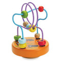 Manhattan Toy Wobble-A-Round Beads Orange