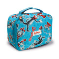 Bumkins Dr. Seuss Lunch Box Blue Cat in the Hat