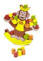 Keekee The Rocking Monkey Board Game