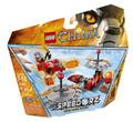 Lego Chima Scorching Blades