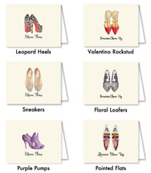 Fashion Foldover Cards