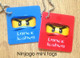 Ninjago mini tags