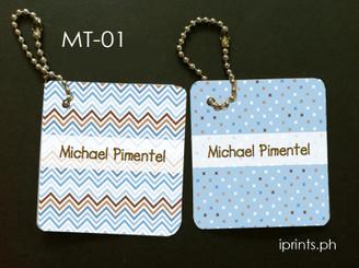 MT-01 mini tags