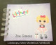 Lalaloopsy Misty Mysterious notebook