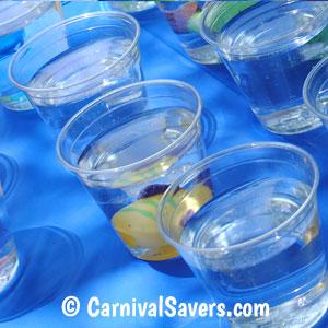 Diy Carnival Game Idea Fish Cup Carnival Game