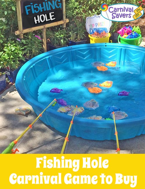 Fishing Hole Magnetic Carnival Game