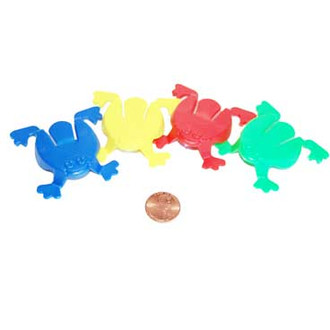 Jumping Frogs Super Small Toy