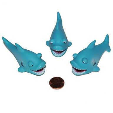 Mini Shark Squirt Toys