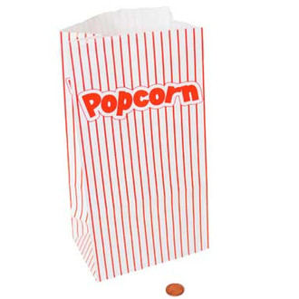 Popcorn Bag Wholesale Popcorn Bag Carnival Supplies