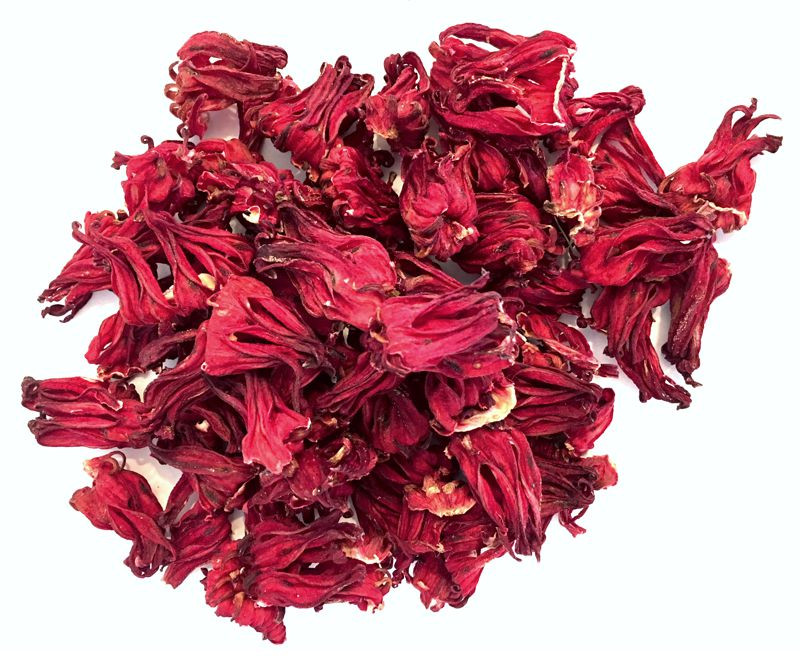 Hibiscus Tea Unprocessed Chemical Free Prime Chlorella